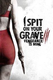 Escupiré sobre tu tumba 3: La venganza es mía