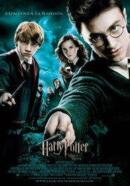 Harry Potter y la orden del fénix