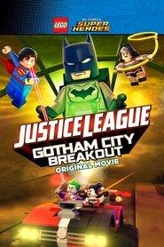 LEGO DC Super Heroes: La liga de la justicia. Fuga en Gotham City