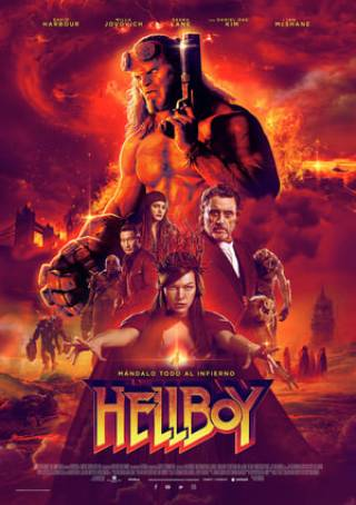 Hellboy Rise of the Blood Queen