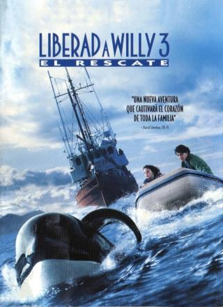 Liberad a Willy 3: El rescate (1997)