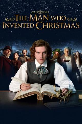 El hombre que inventó la Navidad (2017)