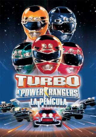 Power Rangers: Turbo (1997)
