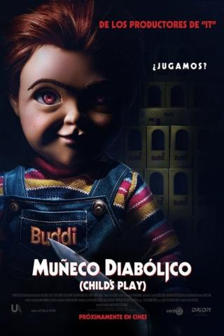 Muñeco Diabólico Childs Play