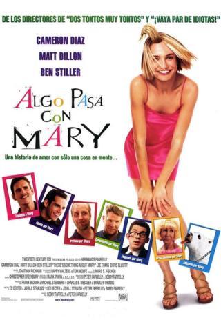 Algo pasa con Mary