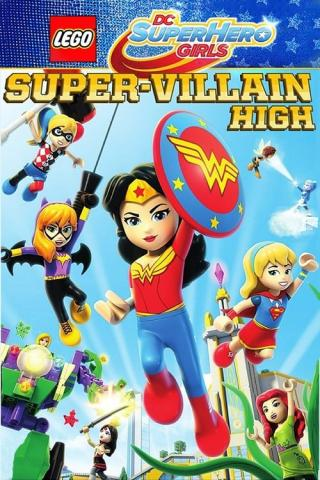 Lego DC Super Hero Girls: Instituto de supervillanos ( 2018)