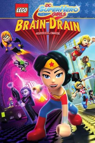 LEGO DC Super Hero Girls: Trampa Mental ( 2017)
